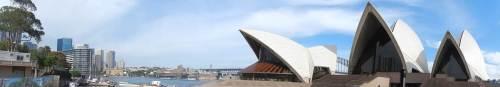 Opera House a cara de Sidney