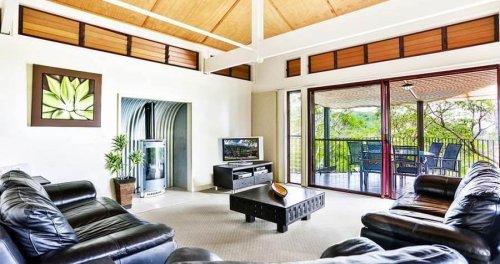 Luxuosas instalações do Kingfisher Bay Resort