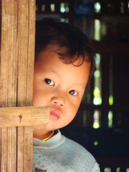 Criança Tribo Karen8