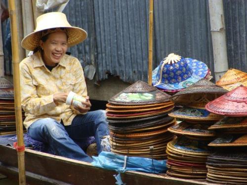 Mercado Flutuante Damnoen Saduak12