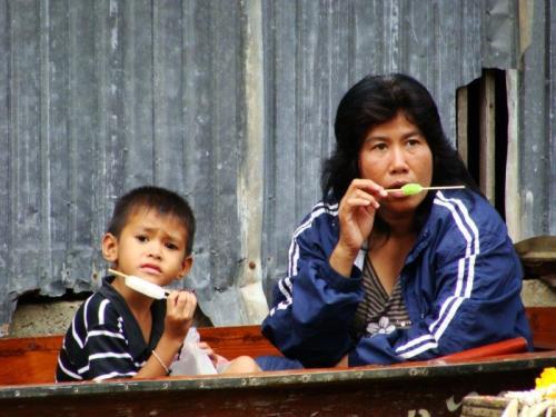 Mercado Flutuante Damnoen Saduak161