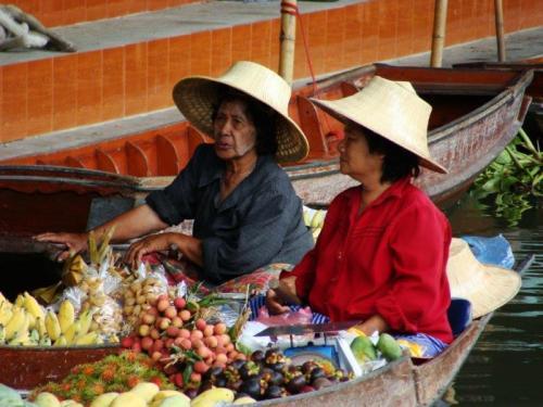 Mercado Flutuante Damnoen Saduak59