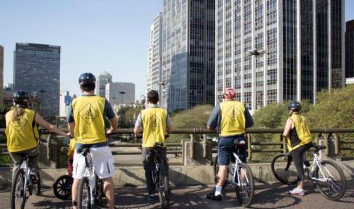 Conheça São Paulo de bike