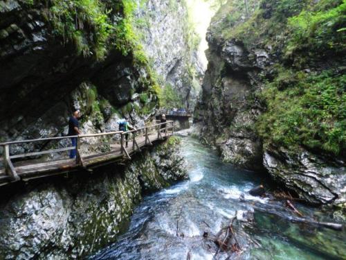 Canyon bem profundo