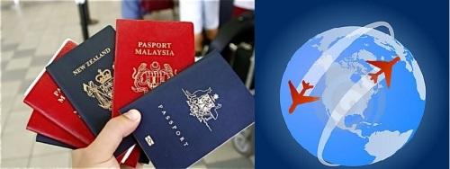 Dupla cidadania, Volta ao Mundo ou expatriado sempre há um motivo para comprar passagens one way