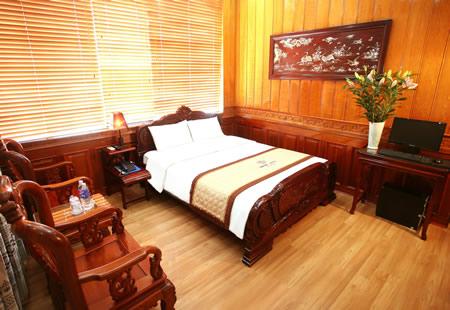 Ótima opção de hotel em Hanói