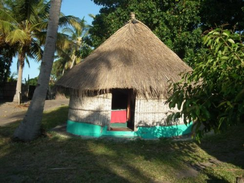 Cabanas para duas pessoas
