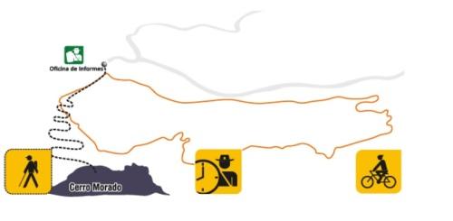 Circuito de Caminhada ao Cerro Morado