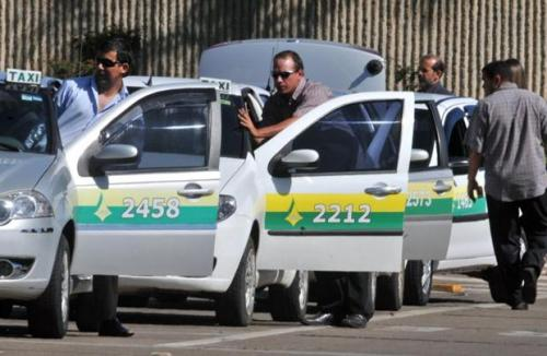 Táxis de Brasília