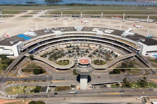 O quinto maior aeroporto brasileiro em número de passageiros