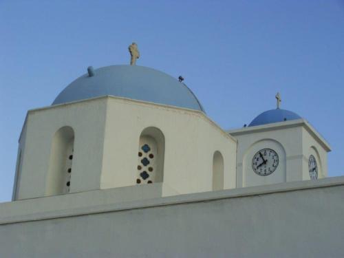 Nem as igrejas escapam das tradicionais cores