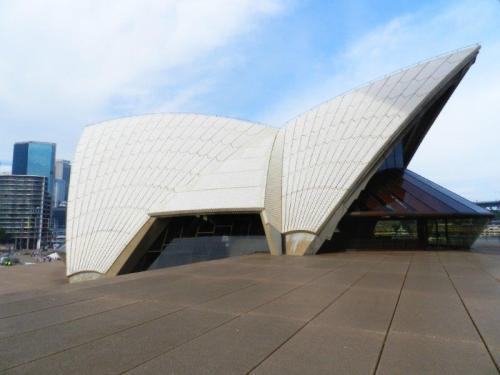 Outra vista da Sydney Opera House