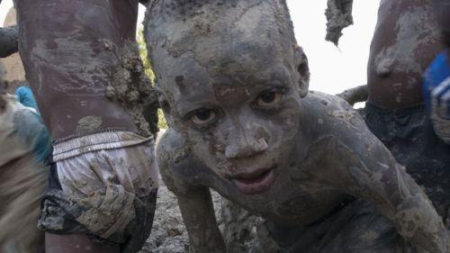 De lama da cabeça aos pés (Foto do site da BBC)