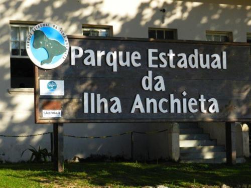 Bem vindos ao Parque Estadual da Ilha Anchieta