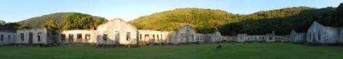 Panorâmica das ruínas