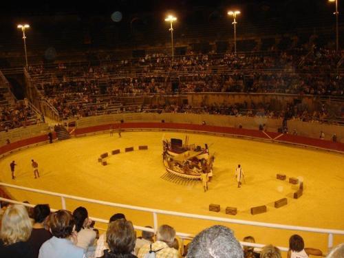 Encenação do Festival Romano