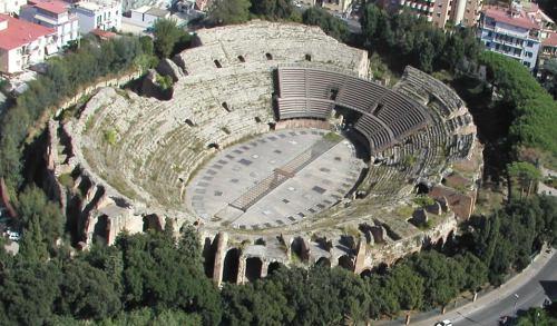 A terceira maior arena em território italiano (Foto do site http://www.movingitalia.it/)