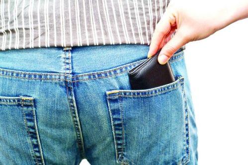 Cuidado com os pickpockets