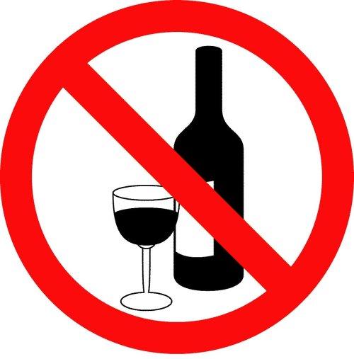 Nada de bebidas alcoólicas nos países do Islã