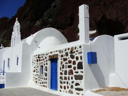 As igrejinhas são uma atração a parte em toda ilha
