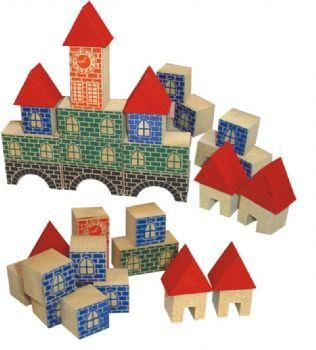 Pequenas cidades que mais parecem de brinquedo