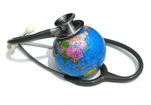 Sua saúde bem cuidada em todo o mundo