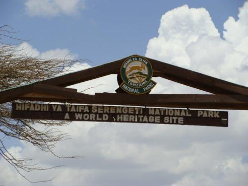 Bem vindos ao maravilhoso mundo do Serengeti National Park
