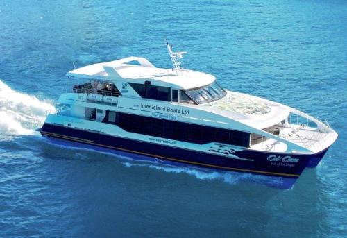 """Ferry da Cat Cocos. Também conhecido como """"barco"""""""