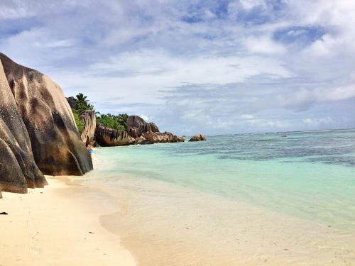 Anse Source D'argent – La Digue