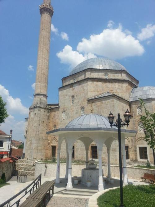 Mesquita Mahmet Pasha Hamam em Prizren