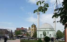 Mesquita que me acordava em Ferizaj