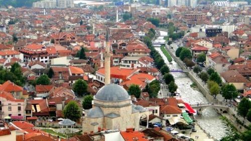 A bela Prizren no Kosovo