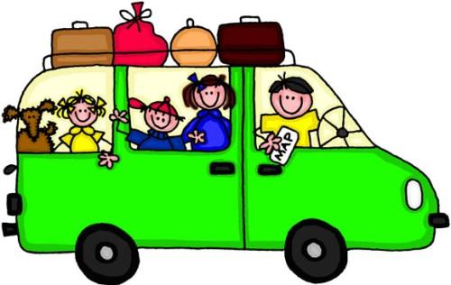 Viajar com filhos é...