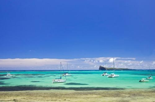 Ilha Coin de mire (foto do site: www.mauritiusandme.com)
