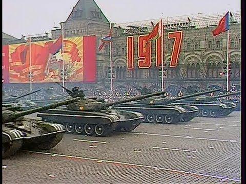 O poderio bélico soviético em tempos de Guerra Fria