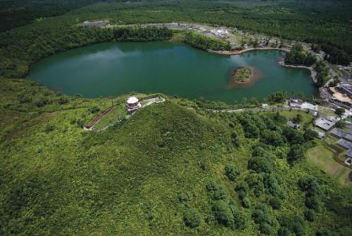 Lago Grand Bassin