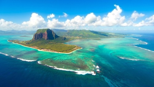 A encantadora La Morne (foto do site youtube.com)