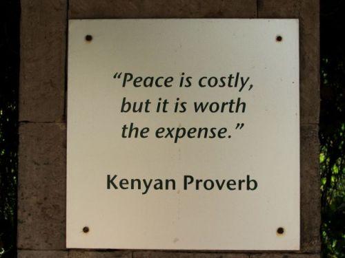 Provérbio que nunca devemos esquecer