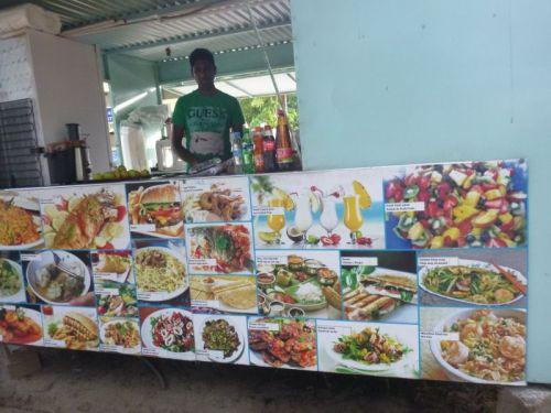 A experiência dos food trucks