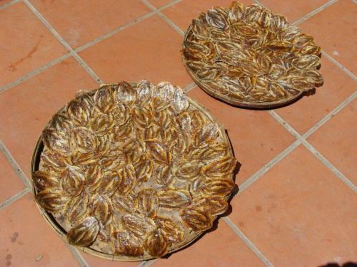 Peixe seco, iguaria local