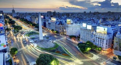 A nostálgica Buenos Aires
