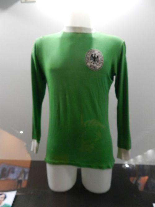 A camisa do Kaiser Beckenbauer