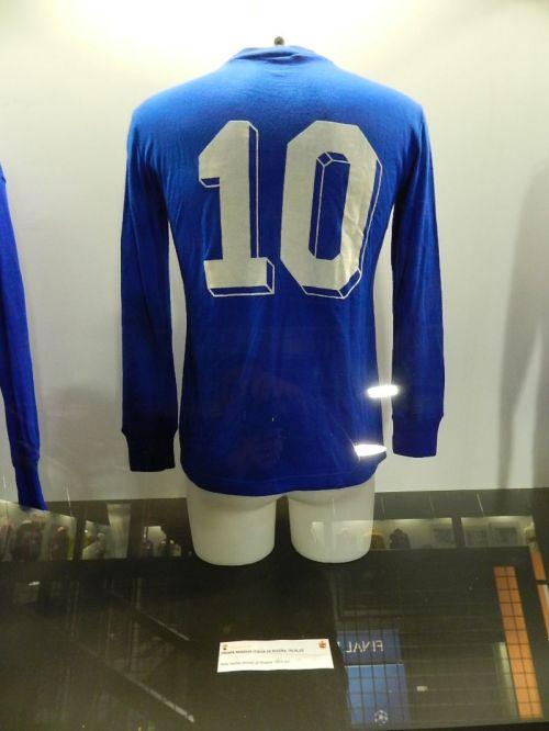 Camisa de Rivera vice campeão do mundo em 1970
