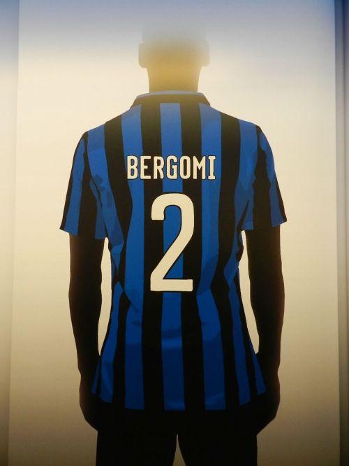 O zagueiro Bergomi