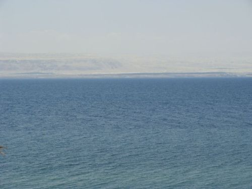Além da salinidade a beleza das águas também é um grande atrativo